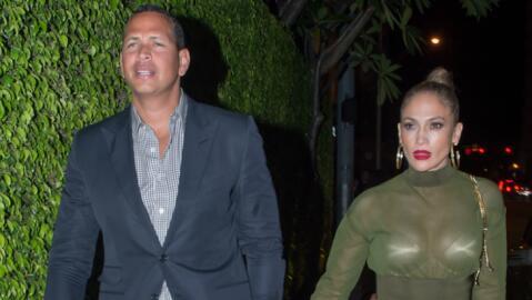 Jennifer López y Alex Rodríguez han estado juntos, públicamente, desde h...
