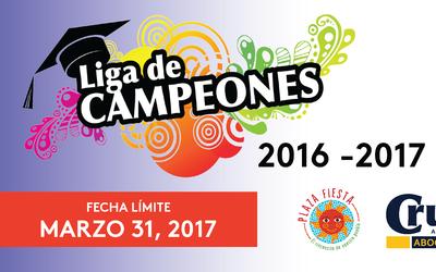 Banner Liga de Campeones