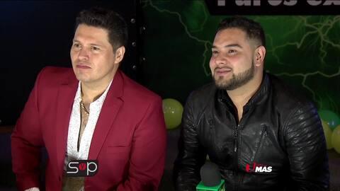 Alan Rodríguez, vocalista de Banda MS, rindió su declaración ante las au...