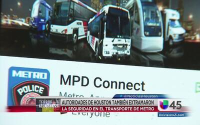 Con un App el servicio de transporte Metro busca detectar amenazas