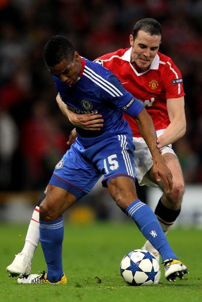 Tras el gol, Chelsea se fue encima para buscar la segunda anotación.