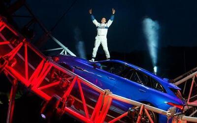 Jaguar consigue récord mundial para celebrar su 80 aniversario