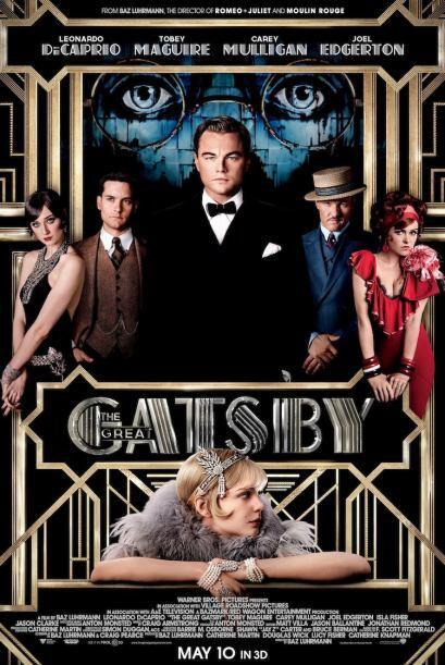 """""""El Gran Gatsby"""": es una adaptación fílmica de l..."""