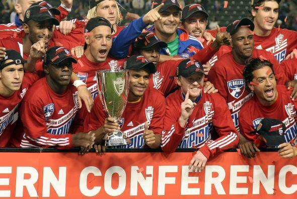 El equipo texano logró clasificar por primera vez en su historia...