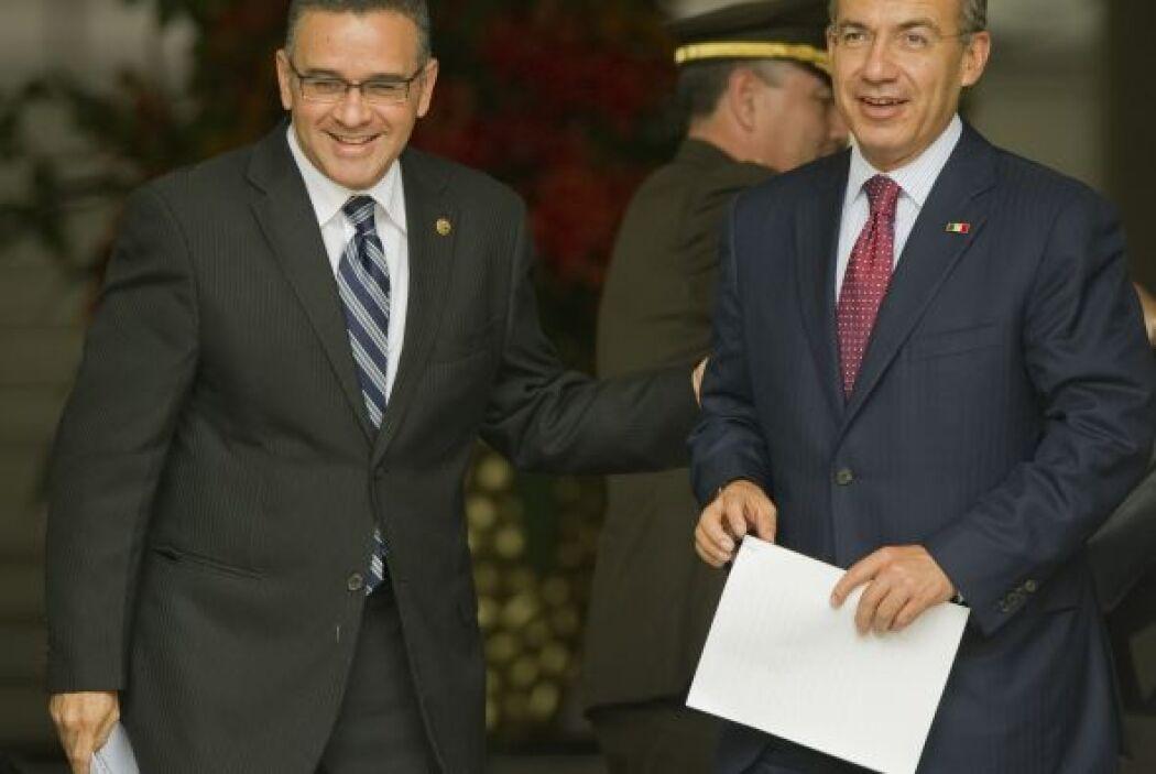 El mandatario salvadoreño Mauricio Funes descartó además que las relacio...