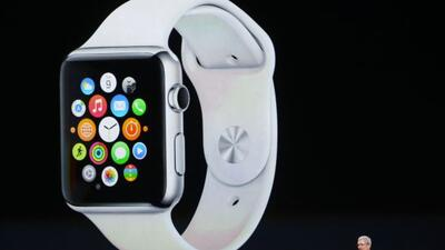 El nuevo Apple Watch tiene 3 versiones diferentes y dos tamaños.
