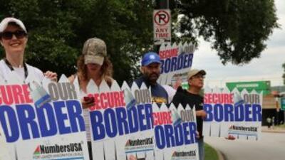 La medida antiinmigrante afectaría a poco más de la mitad de los 47 cruc...