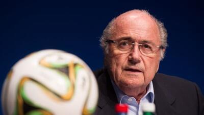 El máximo responsable de la FIFA fijó su postura sobre el futuro Mundial...