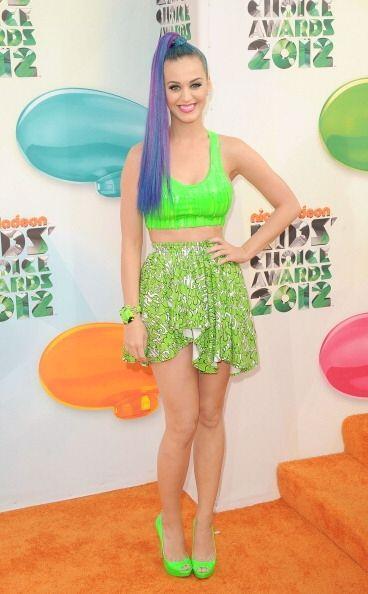 Después de lograr la gloria en el mundo musical con su estilo pop, Katy...