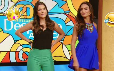 Duelo de chistes de reinas de belleza: Ana Patricia vs Zuleyka Rivera