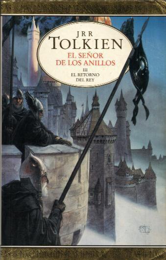 """""""El Señor de los anillos"""": es una novela de fantasía épica escrita por e..."""