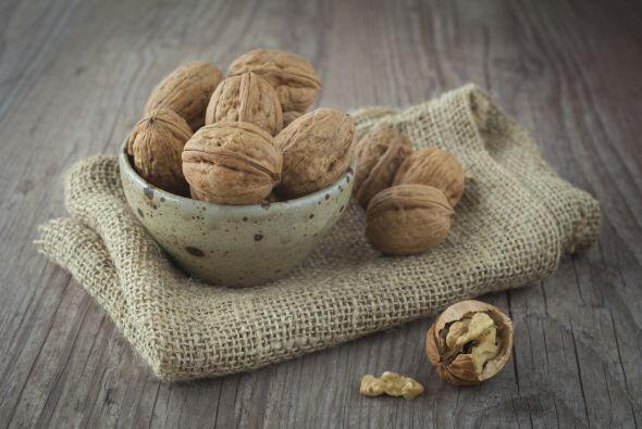 Las nueces o la chía también contienen estos ácidos...
