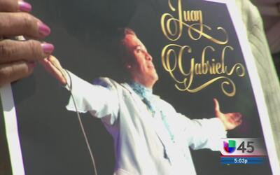 Juan Gabriel fue cremado en Estados Unidos