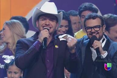 El himno 'Corazones con Gente' de Teletón USA 2014
