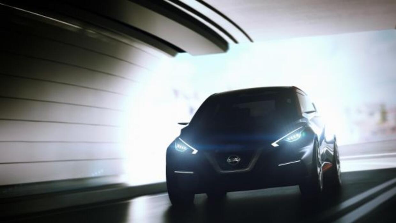 El Sway mostrará el estilo de diseño de los autos compactos que tendrá N...