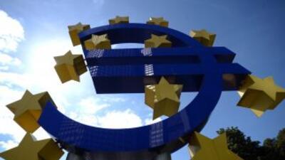 Entre abril y junio, el PIB de la unión europea cayó 0.5%.