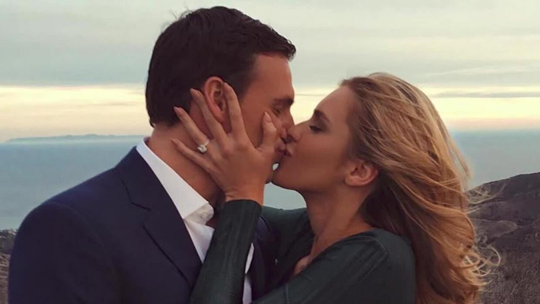 Ryan Lochte se compromete con Kayla Rae Reid