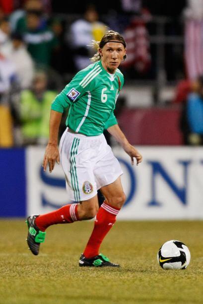 Leandro debutó con el Tri el 20 de agosto contra Honduras en partido de...