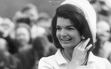 Jacqueline Kennedy-Primera dama americana