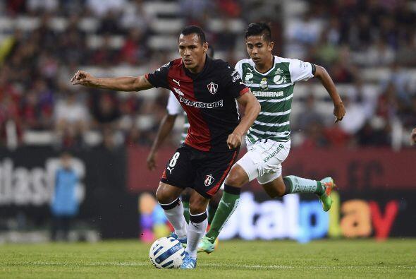 Aldo sigue a la espera de anotar su primer gol como rojinegro, aunque lo...