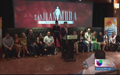 Ya presentaron los diseñadores de San Juan Moda para la edición de septi...