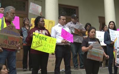 Activistas de San José demandan protección a inquilinos contra desalojos