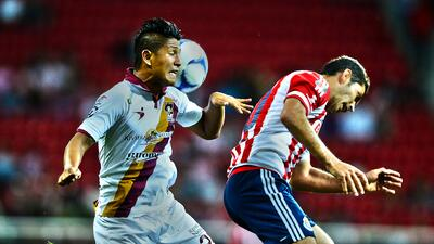 Chivas deja ir el triunfo en los últimos minutos ante Coras en la Copa MX