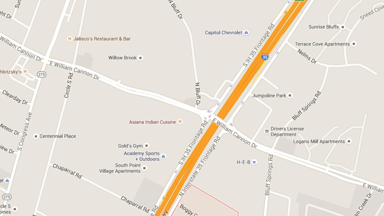 La Policía de Austin está buscando al conductor de un vehículo que fue i...