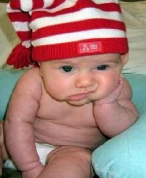 Hasta este nene quedó aburridísimo. Todo sobre el Mundial...
