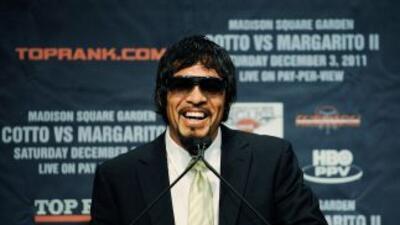 Antonio Margarito vuelve al boxeo como pormotor.