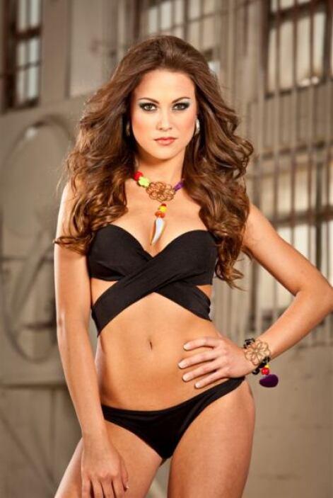 La mexicana Ligia de Uriarte fue la primera eliminada de la sexta tempor...