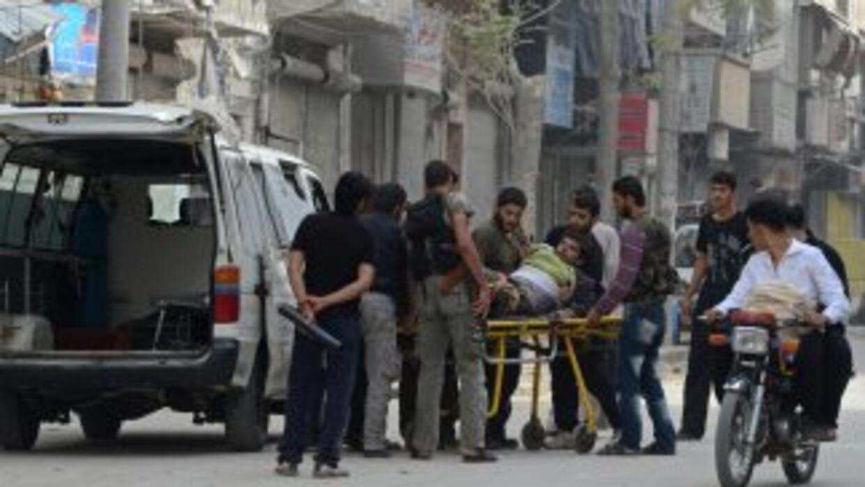 Al menos trece personas murieron y 29 resultaron heridas por la explosió...