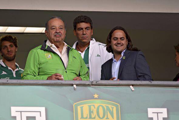 León es otro de los casos de éxito gracias a un nuevo dueño; tras varios...