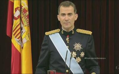Felipe VI fue proclamado el nuevo Rey de España, monarquía se da un baño...