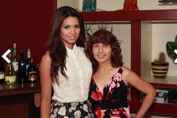 La joven salvadoreña regresó a su casa en Las Vegas antes de cumplir con...