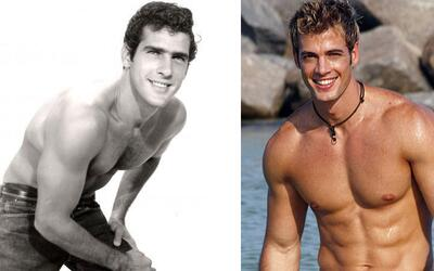 Andrés García y William Levy.