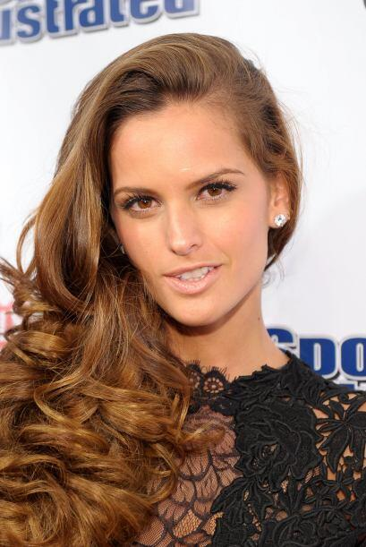Izabel GoulartEsta modelo es originaria de Sao Paulo y fue un angelito d...