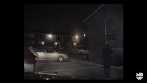 Video muestra cómo un policía le dispara a un hombre negro por la espalda