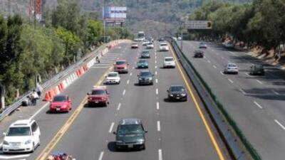 Gracias a la nueva infraestructura vial, los camiones que transportan pr...