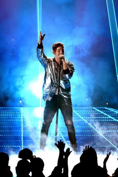 Nick Jonas formó parte de este elenco y cantó su tema titulado 'Jelous'.