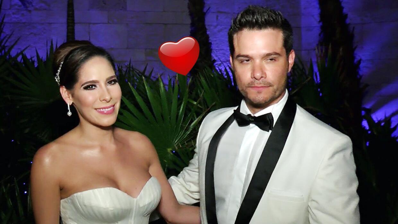 La boda de Brandon Peniche y Krystal Cid estuvo llena de glamour y estre...
