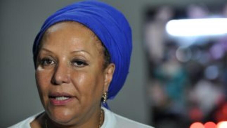 La ex senadora colombiana Piedad Córdoba.