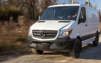 Chicago 2016: Mercedes-Benz Sprinter Worker 2017