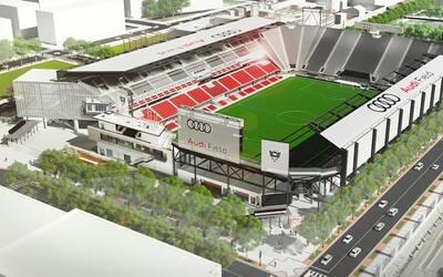 Así lucirá el futuro estadio de D.C. United.
