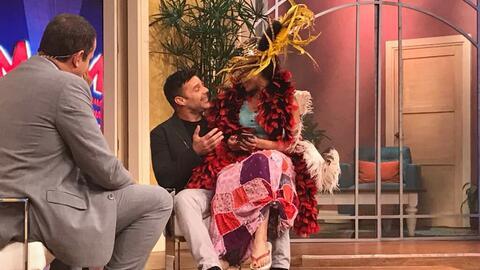 Ricky Martin visitó Despierta América para abrir su corazón y contar tod...