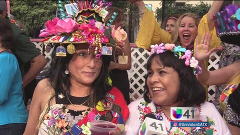 Segundo día de Fiesta en el Viejo San Antonio