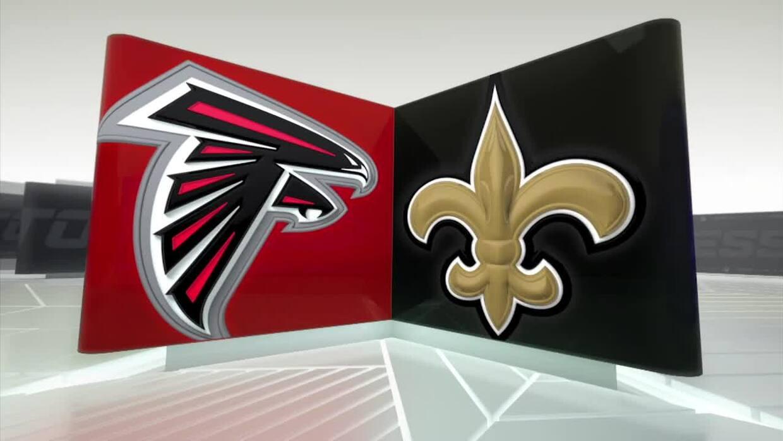 Semana 3 Highlights: Atlanta Falcons 45-32 New Orleans Saints