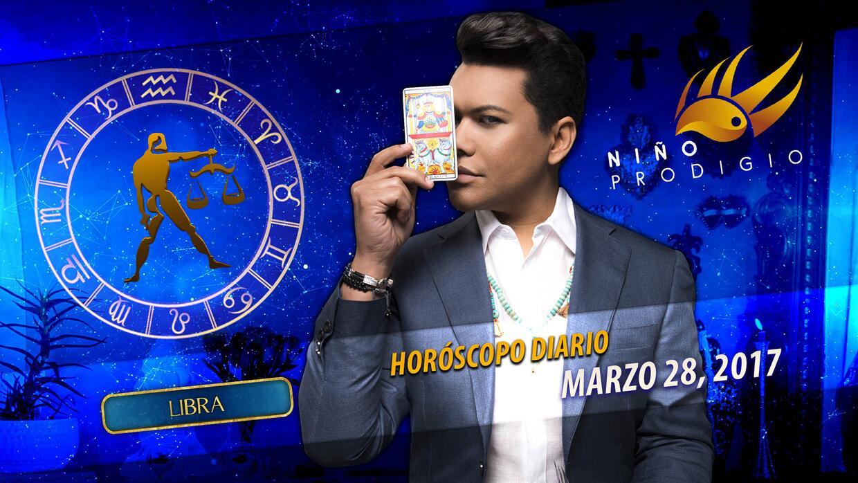 Niño Prodigio - Libra 28 de marzo, 2017