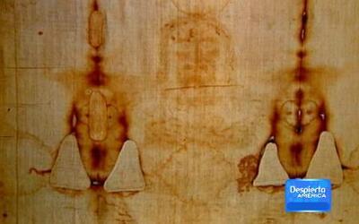 Pruebas científicas validaron el Manto Sagrado de Jesús
