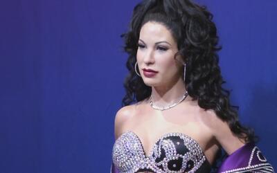 Selena Quintanilla sigue viva en el recuerdo de todos sus fans que la ho...